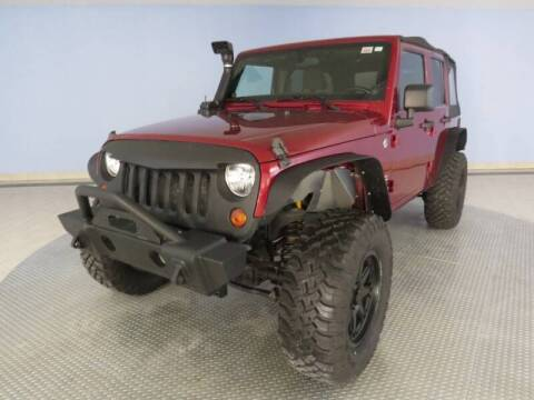 2012 Jeep Wrangler Unlimited for sale at Hagan Automotive in Chatham IL