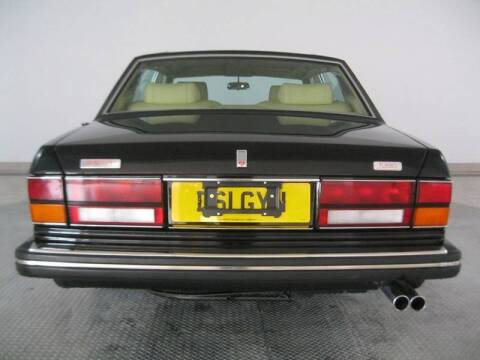 1987 Bentley Turbo R