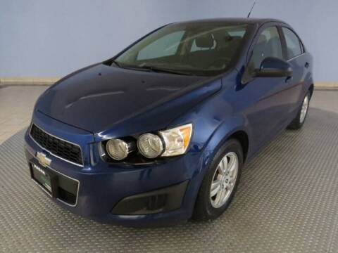 2013 Chevrolet Sonic for sale at Hagan Automotive in Chatham IL