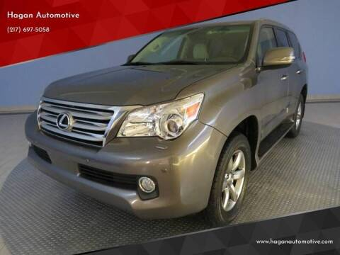 2013 Lexus GX 460 for sale at Hagan Automotive in Chatham IL