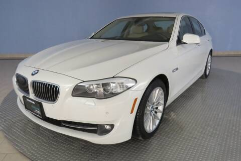 2013 BMW 5 Series for sale at Hagan Automotive in Chatham IL