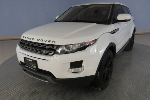 2013 Land Rover Range Rover Evoque for sale at Hagan Automotive in Chatham IL