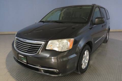 2011 Chrysler Town and Country for sale at Hagan Automotive in Chatham IL