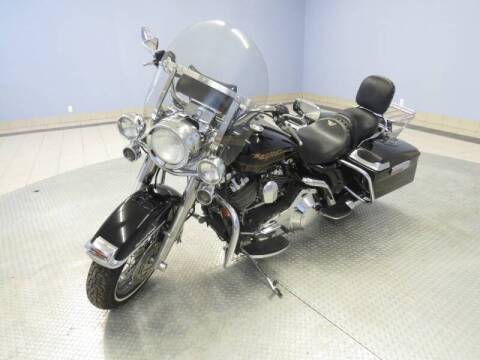 2001 Harley Davidson Road King for sale at Hagan Automotive in Chatham IL