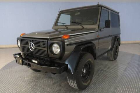1985 Mercedes-Benz G-Wagon for sale at Hagan Automotive in Chatham IL