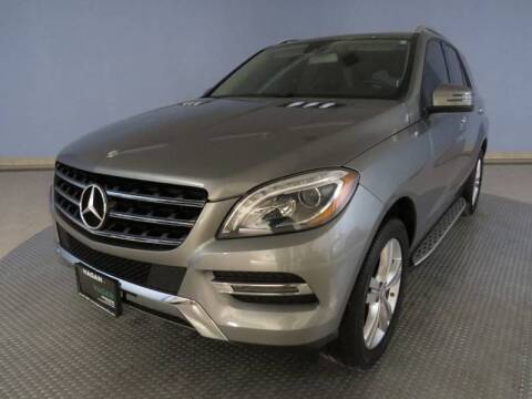 2014 Mercedes-Benz M-Class for sale at Hagan Automotive in Chatham IL