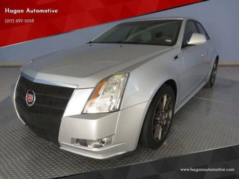 2011 Cadillac CTS for sale at Hagan Automotive in Chatham IL