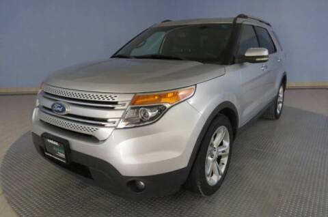 2012 Ford Explorer for sale at Hagan Automotive in Chatham IL