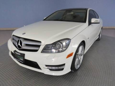 2012 Mercedes-Benz C-Class for sale at Hagan Automotive in Chatham IL