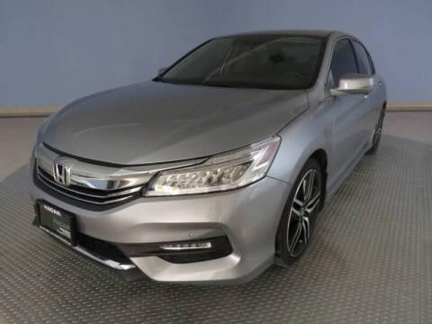 2017 Honda Accord for sale at Hagan Automotive in Chatham IL