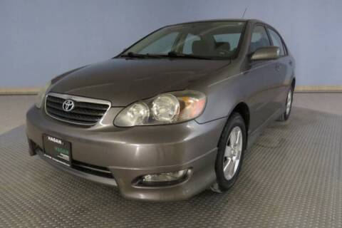 2008 Toyota Corolla for sale at Hagan Automotive in Chatham IL