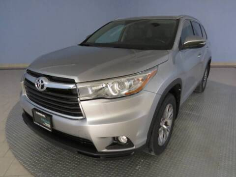 2015 Toyota Highlander for sale at Hagan Automotive in Chatham IL