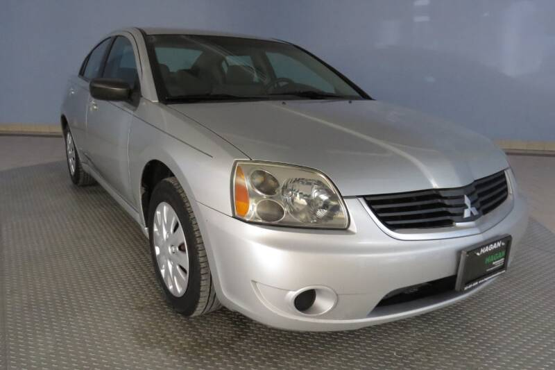 2008 Mitsubishi Galant for sale at Hagan Automotive in Chatham IL