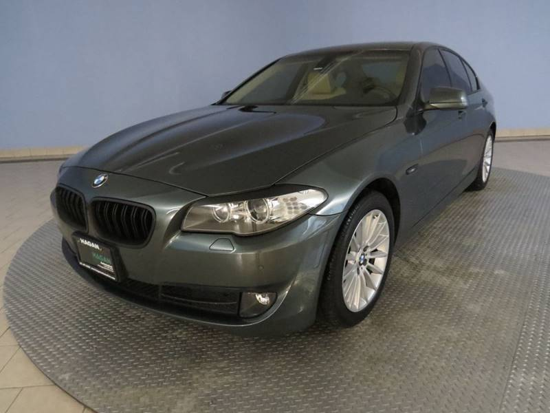2012 BMW 5 Series for sale at Hagan Automotive in Chatham IL
