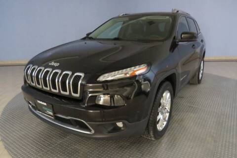 2015 Jeep Cherokee for sale at Hagan Automotive in Chatham IL