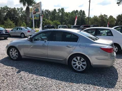 2009 Hyundai Genesis for sale in Foley, AL