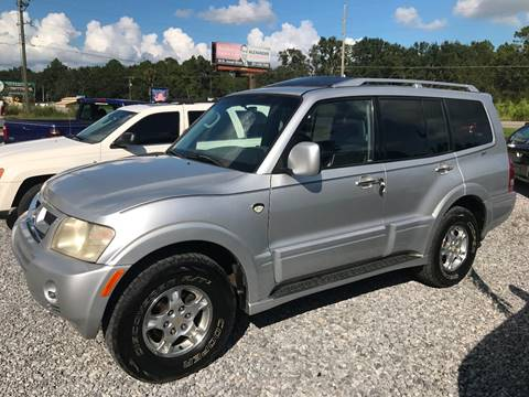 2003 Mitsubishi Montero for sale in Foley, AL