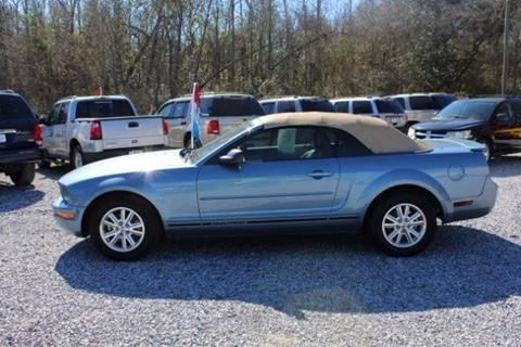 2007 Ford Mustang for sale in Foley, AL