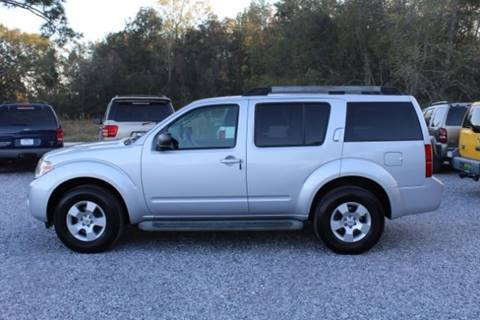 2008 Nissan Pathfinder for sale in Foley, AL
