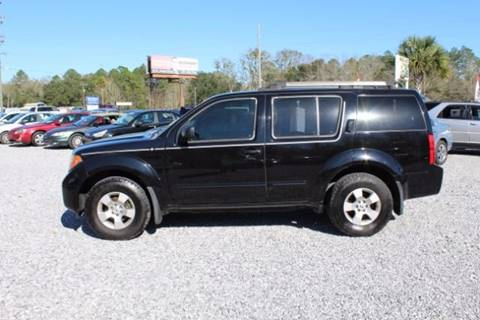 2006 Nissan Pathfinder for sale in Foley, AL