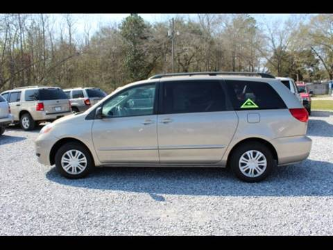 2006 Toyota Sienna for sale in Foley, AL