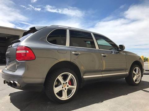 2009 Porsche Cayenne for sale at Summit Classic Cars in Littleton CO