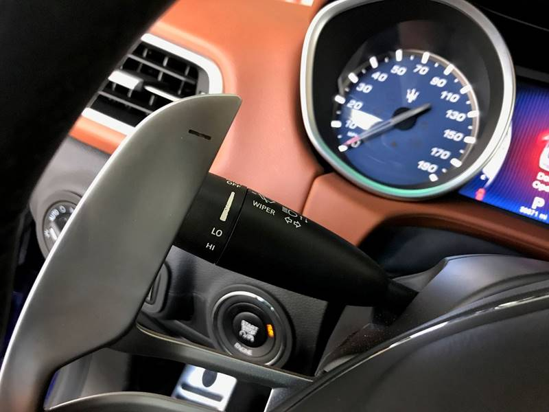 2014 Maserati Ghibli for sale at Summit Classic Cars in Littleton CO