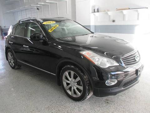 2012 Infiniti EX35 for sale at Buy A Car in Chicago IL