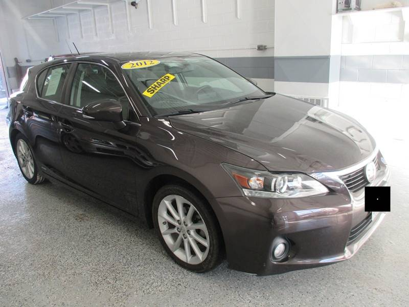 2012 Lexus CT 200h for sale at Buy A Car in Chicago IL