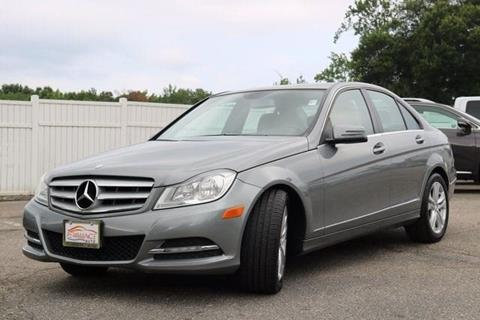 2012 Mercedes-Benz C-Class for sale in Hanover, MD