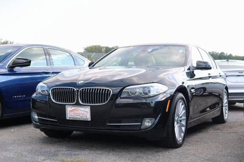 2011 BMW 5 Series for sale in Hanover, MD