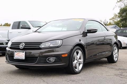 2012 Volkswagen Eos for sale in Hanover, MD