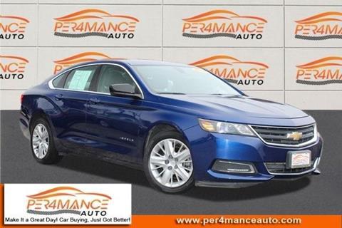2014 Chevrolet Impala for sale in Hanover, MD