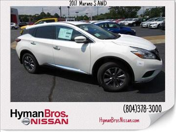 2017 Nissan Murano for sale in Midlothian, VA
