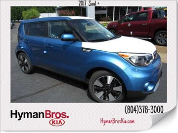 2017 Kia Soul for sale in Midlothian, VA