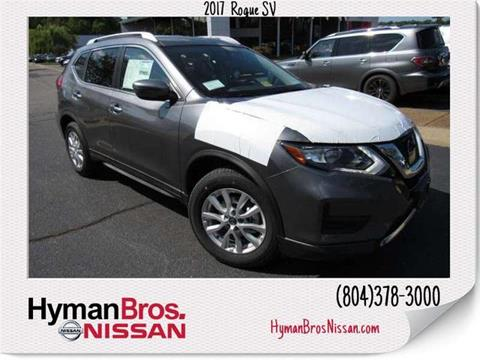 2017 Nissan Rogue for sale in Midlothian, VA