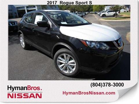 2017 Nissan Rogue Sport for sale in Midlothian, VA