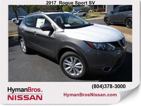 2017 Nissan Rogue Sport for sale in Midlothian, VA