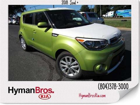 2018 Kia Soul for sale in Midlothian, VA
