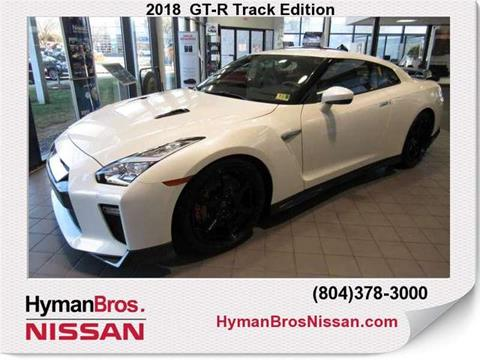 2018 Nissan GT R For Sale In Midlothian, VA