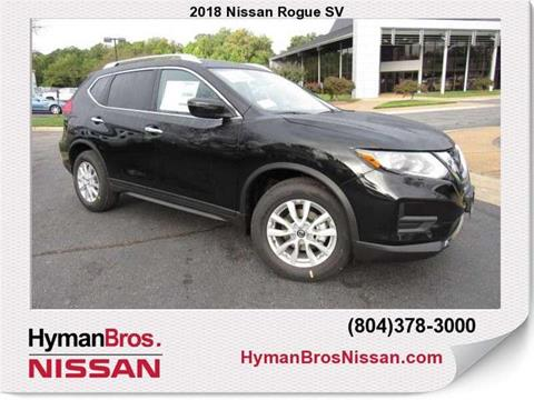 2018 Nissan Rogue for sale in Midlothian, VA