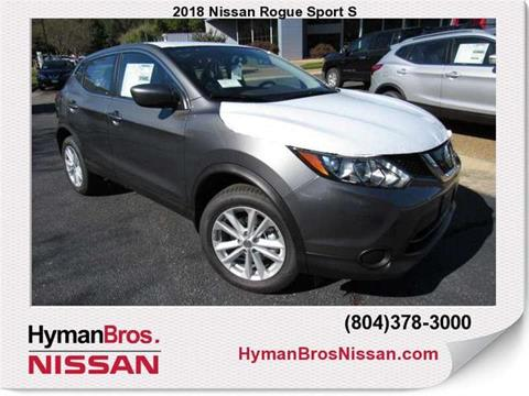 2018 Nissan Rogue Sport for sale in Midlothian, VA