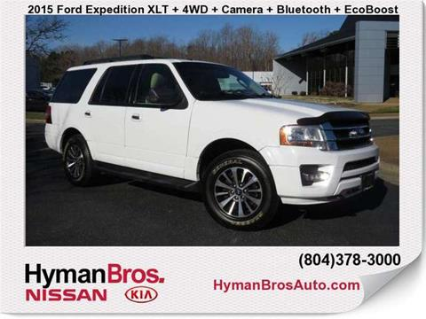 2015 Ford Expedition for sale in Midlothian, VA