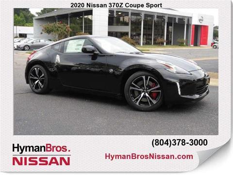 2020 Nissan 370Z for sale in Midlothian, VA