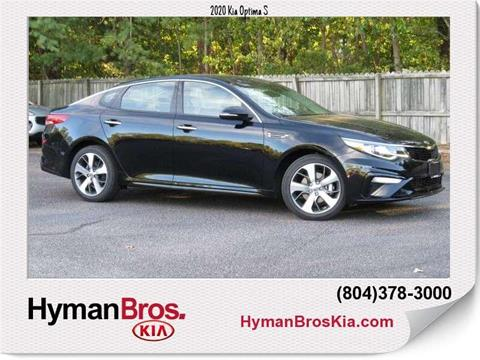 2020 Kia Optima for sale in Midlothian, VA