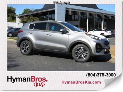2020 Kia Sportage for sale in Midlothian, VA
