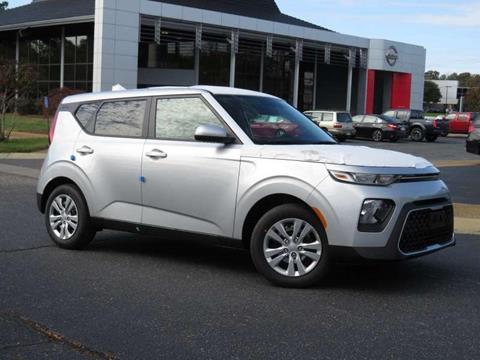 2020 Kia Soul for sale in Midlothian, VA