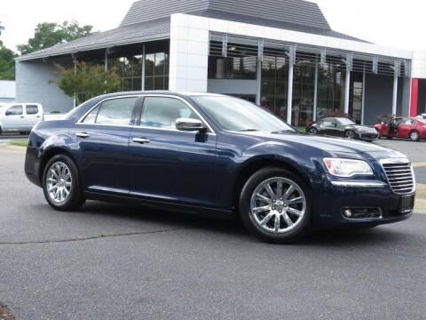 2014 Chrysler 300 C for sale at HYMAN BROS. NISSAN KIA in Midlothian VA
