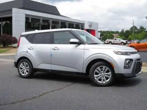2020 Kia Soul LX for sale at HYMAN BROS. NISSAN KIA in Midlothian VA