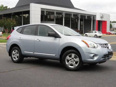 2013 Nissan Rogue for sale at HYMAN BROS. NISSAN KIA in Midlothian VA
